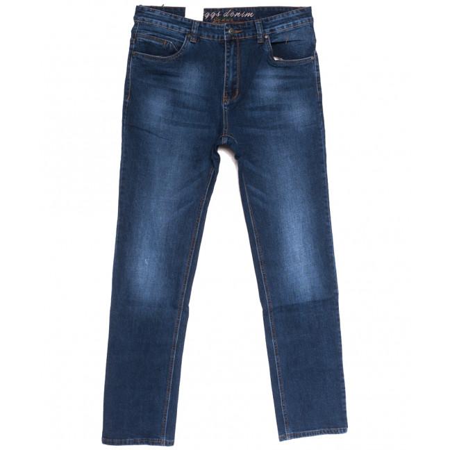 2623 Riggs джинсы мужские синие осенние стрейчевые (30-38, 8 ед.) Rich Collection: артикул 1113574