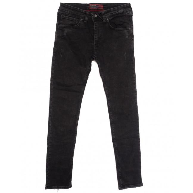 7131 Corcix джинсы мужские с царапками серые осенние стрейчевые (29-36, 8 ед.) Corcix: артикул 1113727