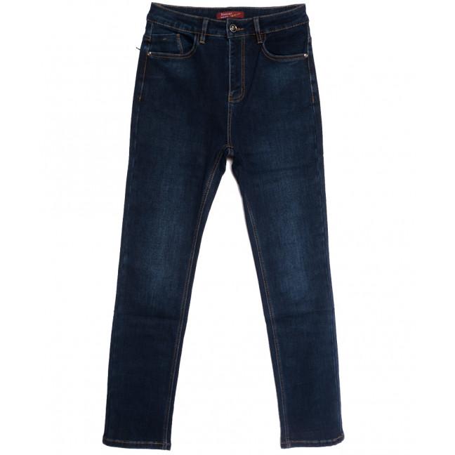 8558 Vanver джинсы женские батальные на флисе синие зимние стрейчевые (32-42, 6 ед.) Vanver: артикул 1114757