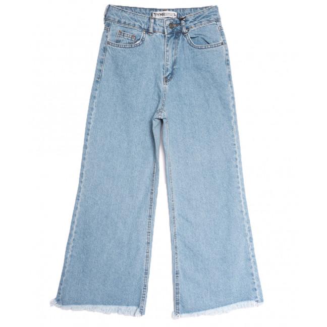 3399 YMR джинсы женские синие осенние коттоновые (34-42,евро, 7 ед.) YMR: артикул 1114369