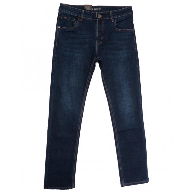 5094 Vitions джинсы мужские полубатальные синие осенние стрейчевые (32-38, 8 ед.) Vitions: артикул 1113587