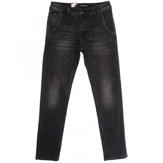 2103 Longli джинсы мужские серые осенние стрейчевые (29-38, 8 ед.) Longli: артикул 1114669