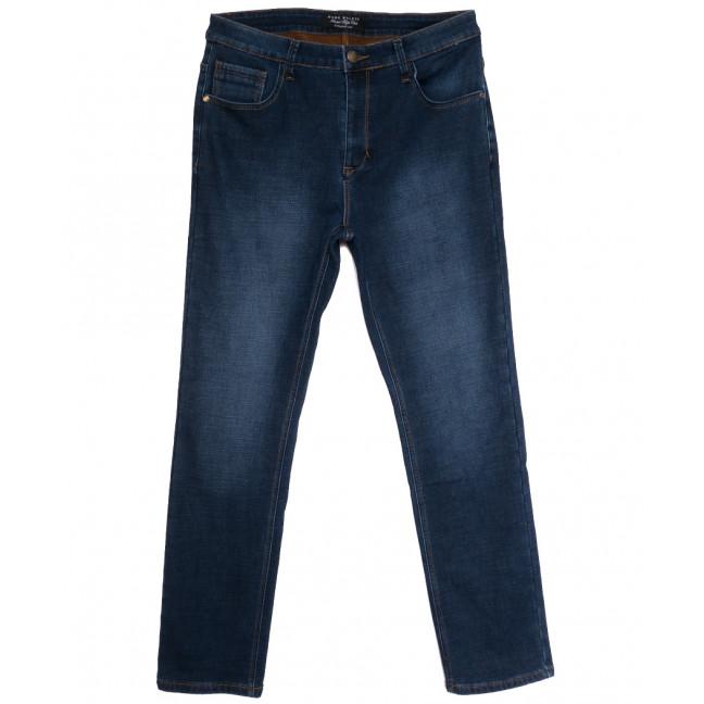 1079 Mark Walker джинсы мужские батальные на флисе синие зимние стрейчевые (36-44, 8 ед.) Mark Walker: артикул 1114674