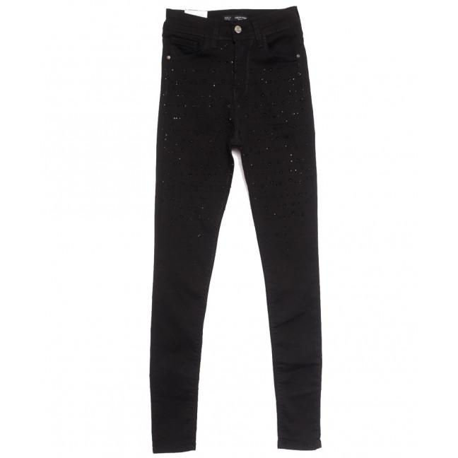 5444 Hepyek джинсы женские черные осенние стрейчевые (26-31, 8 ед.) Hepyek: артикул 1114277