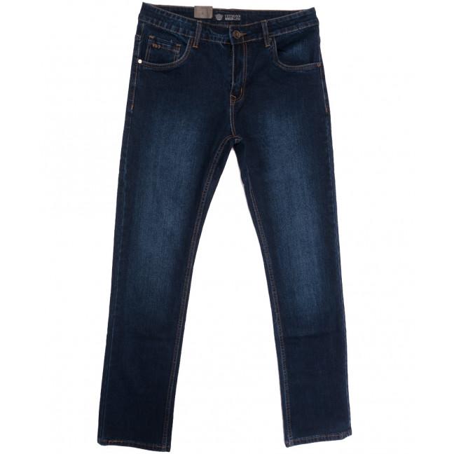 5097 (5097D) Vitions джинсы мужские полубатальные синие осенние стрейчевые (32-42, 8 ед.) Vitions: артикул 1113594