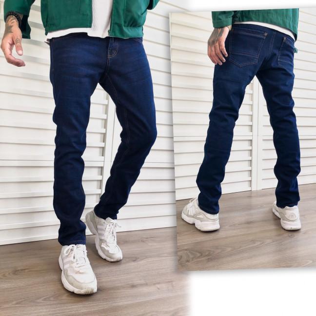 3020 Dsouaviet джинсы мужские полубатальные синие на флисе зимние стрейчевые (32-38, 8 ед.) Dsouaviet: артикул 1115319