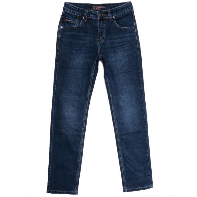 91088 Vifooss джинсы мужские синие осенние стрейчевые (30-38, 8 ед.) Vifooss: артикул 1113306