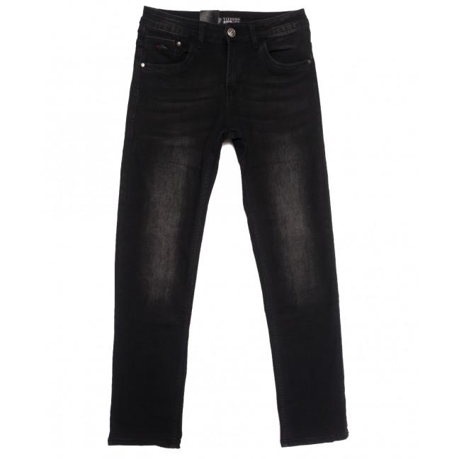 5075 Vitions джинсы мужские темно-серые осенние стрейчевые (29-38, 8 ед.) Vitions: артикул 1113601