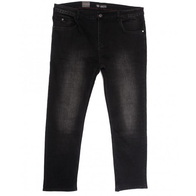 5081 (5081ТD) Vitions джинсы мужские батальные серые осенние стрейчевые (40-50, 6 ед.) Vitions: артикул 1113613