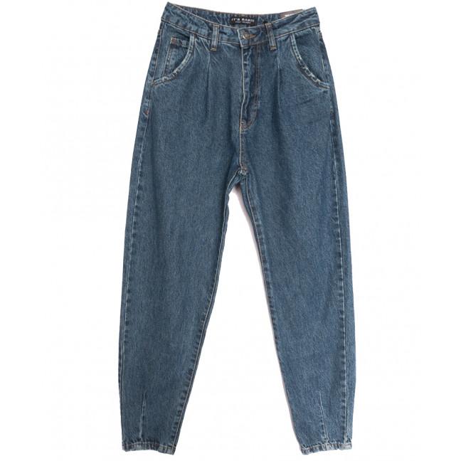 1724-4 Tint Its Basic джинсы-баллон синие осенние коттоновые (34-42,евро, 6 ед.) Its Basic: артикул 1114314