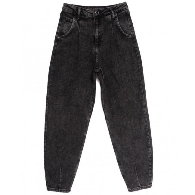 10302-1 Esqua джинсы-баллон серые осенние стрейчевые (25-30, 6 ед.) Esqua: артикул 1114837