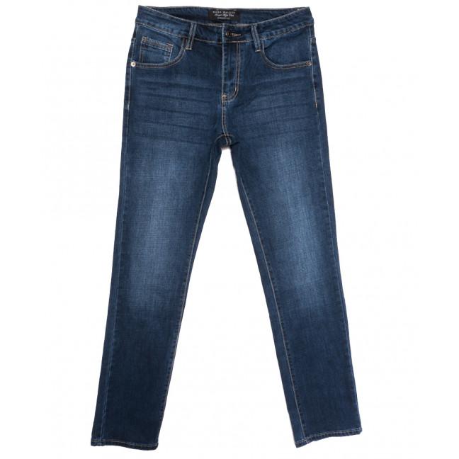 1076 Mark Walker джинсы мужские синие осенние стрейчевые (30-40, 8 ед.) Mark Walker: артикул 1113649