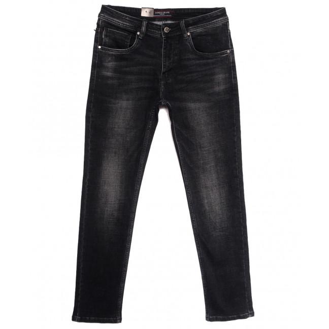2146 Longli джинсы мужские полубатальные темно-серые осенние стрейчевые (32-38, 8 ед.) Longli: артикул 1114670