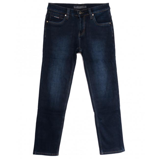 2022 Bagrbo джинсы мужские на флисе синие зимние стрейчевые (30-38, 8 ед.) Bagrbo: артикул 1114886