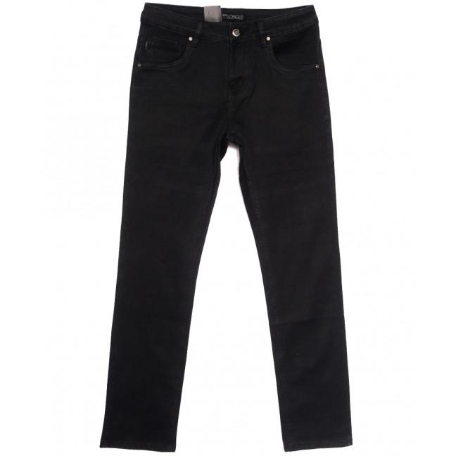 2133 Longli джинсы мужские черные осенние стрейчевые (30-38, 8 ед.) Longli: артикул 1114664