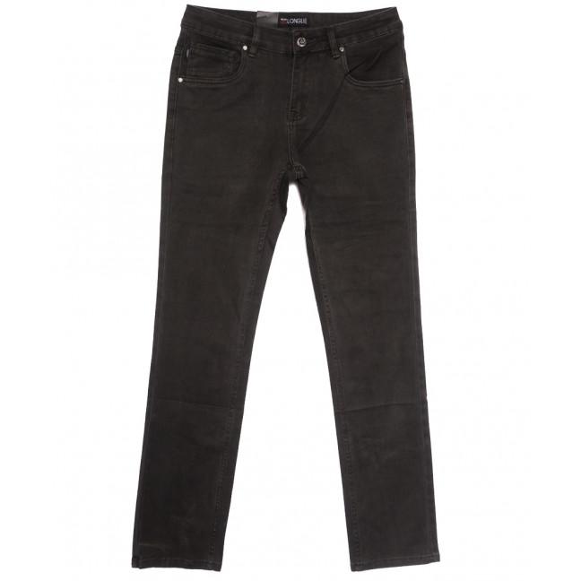 2127 Longli джинсы мужские серые осенние стрейчевые (30-38, 8 ед.) Longli: артикул 1114662