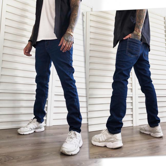 2080 Dsouaviet джинсы мужские синие на флисе зимние стрейчевые (29-38, 8 ед.) Dsouaviet: артикул 1115317
