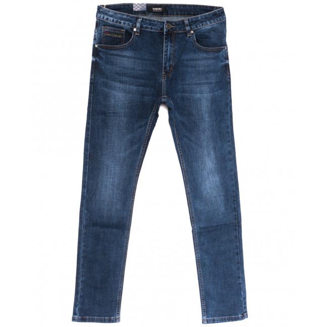 1206 Ramins джинсы мужские синие осенние стрейчевые (29-36, 8 ед.) Ramins: артикул 1113578