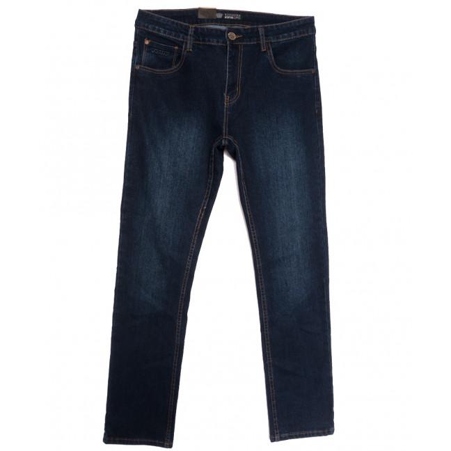 5101 (5101D) Vitions джинсы мужские батальные синие осенние стрейчевые (34-44, 8 ед.) Vitions: артикул 1113616
