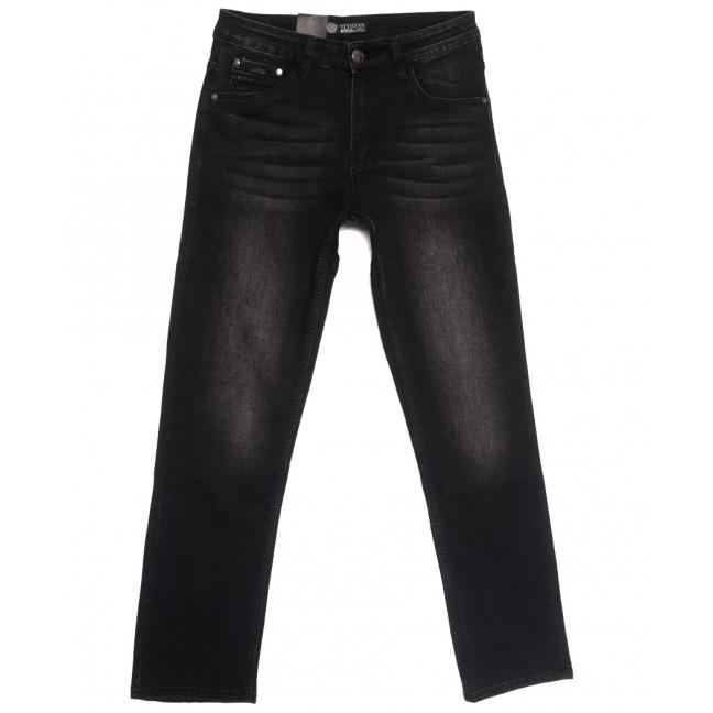 5078 Vitions джинсы мужские полубатальные серые осенние стрейчевые (32-38, 8 ед.) Vitions: артикул 1113593