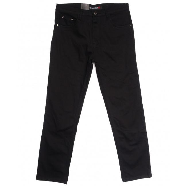 8817 (8817D) LS джинсы мужские батальные черные осенние стрейчевые (34-44, 8 ед.) LS: артикул 1114242