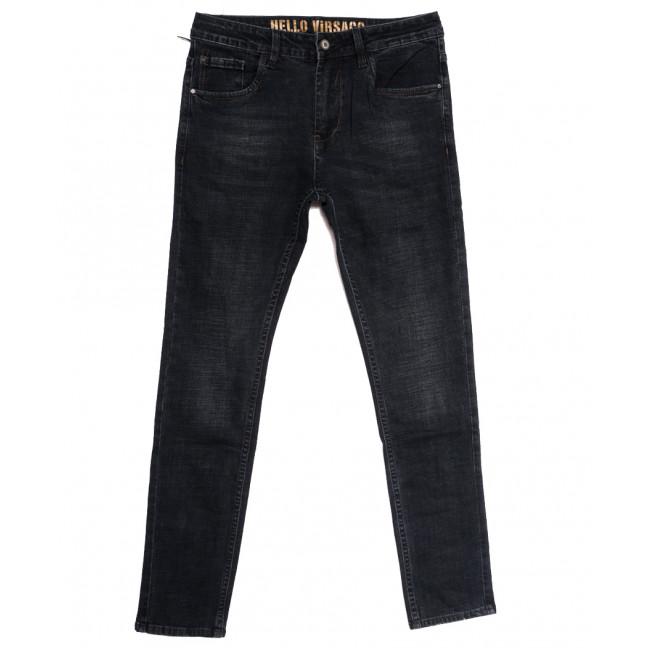 0918 Virsacc джинсы мужские серые осенние стрейчевые (29-36, 8 ед.) Virsacc: артикул 1113324