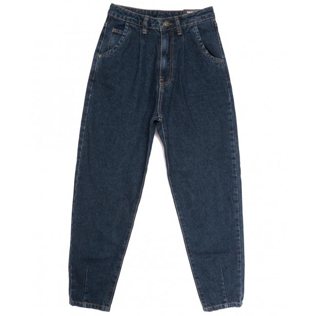 1724-2 Tint Its Basic джинсы-баллон синие осенние коттоновые (34-42,евро, 6 ед.) Its Basic: артикул 1114316