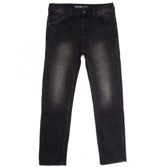 86258 Mr.King джинсы мужские полубатальные серые осенние стрейчевые (32-42, 8 ед.) Mr.King: артикул 1113224