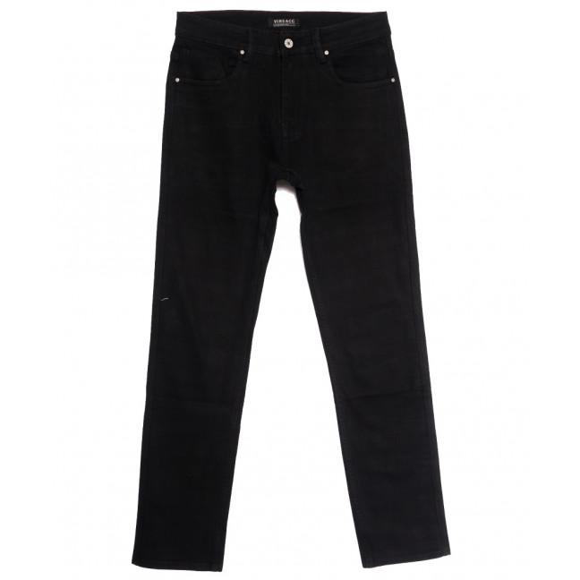 0920 Virsacc джинсы мужские черные осенние стрейчевые (29-38, 8 ед.) Virsacc: артикул 1113326