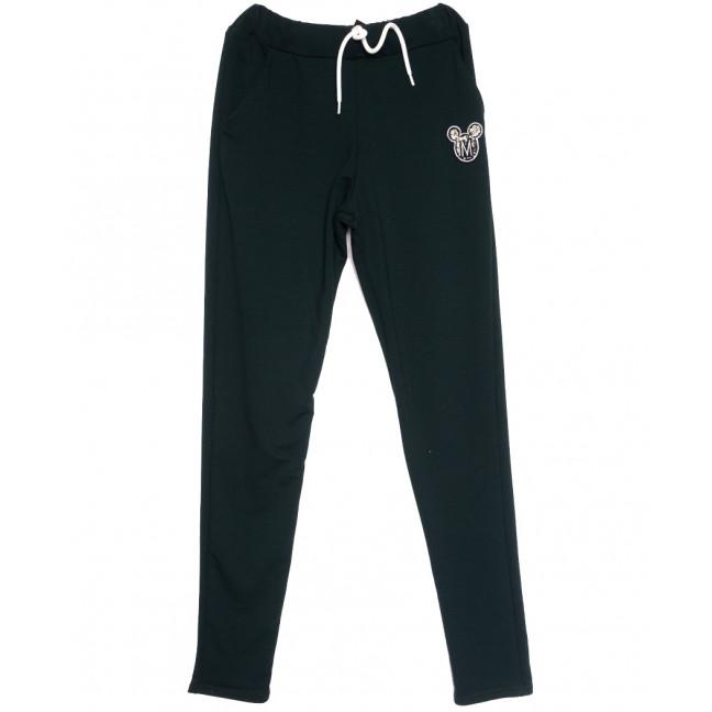 0207 зеленые Exclusive брюки женские спортивные осенние стрейчевые (42-48,норма, 4 ед.) Exclusive: артикул 1114603