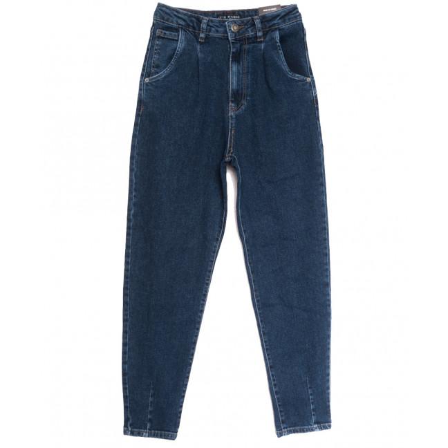 1768-1 Mavi Its Basic джинсы-баллон синие осенние стрейчевые (34-42,евро, 6 ед.) Its Basic: артикул 1114291