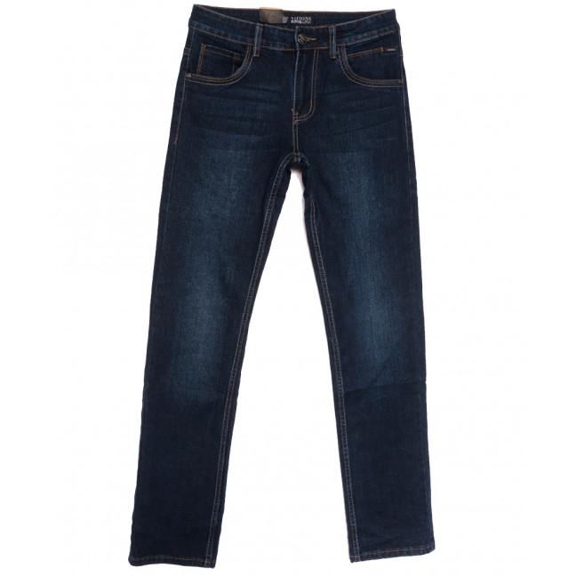 5087 Vitions джинсы мужские синие осенние стрейчевые (29-38, 8 ед.) Vitions: артикул 1113631