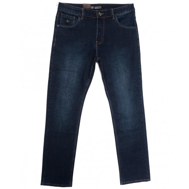5099 (5099D) Vitions джинсы мужские батальные синие осенние стрейчевые (34-44, 8 ед.) Vitions: артикул 1113618
