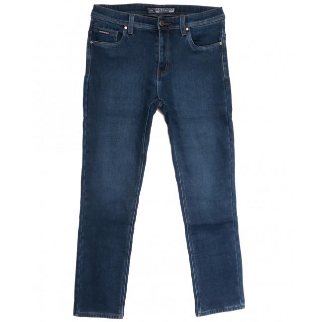 1251 Bagrbo джинсы мужские на флисе синие зимние стрейчевые (29-38, 8 ед.) Bagrbo: артикул 1114895