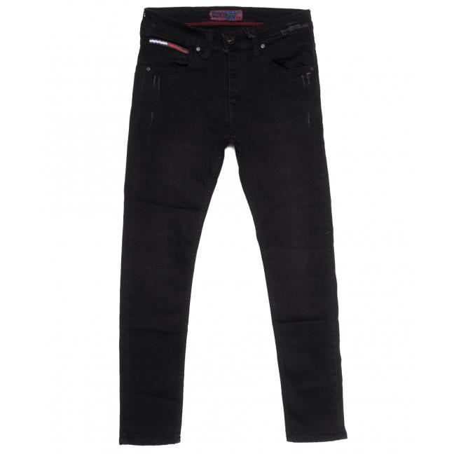 7234 Redcode джинсы мужские черные осенние стрейчевые (29-36, 8 ед.) Fashion Red: артикул 1114030