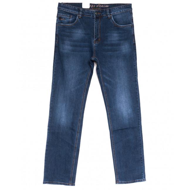 2621 Riggs джинсы мужские синие осенние стрейчевые (29-38, 8 ед.) Rich Collection: артикул 1113569