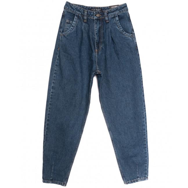 1724-1 Tint Its Basic джинсы-баллон синие осенние коттоновые (34-42,евро, 6 ед.) Its Basic: артикул 1114311