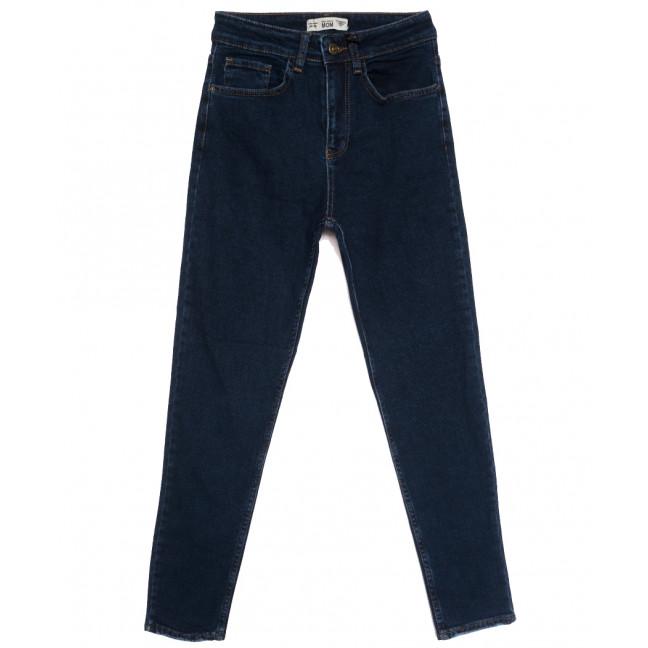 1214-1 Real Focus джинсы женские темно-синие осенние стрейчевые (26-30, 5 ед.) Real Focus: артикул 1113916