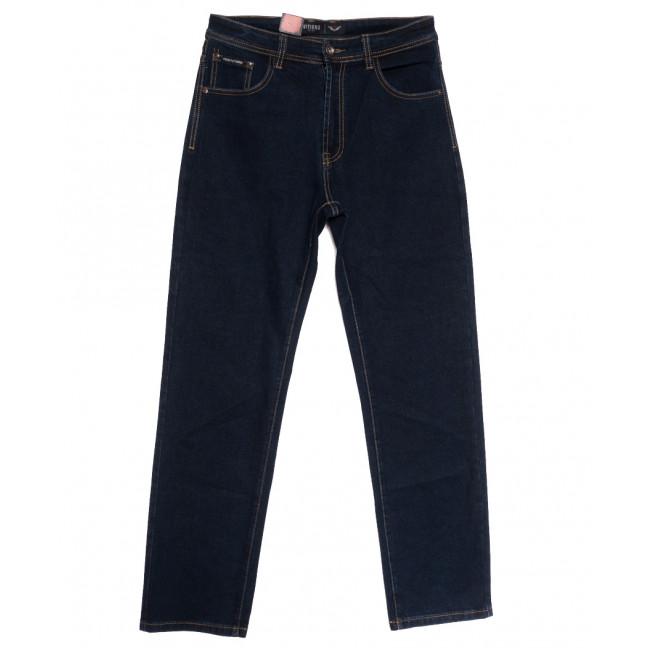 5103 Vitions джинсы мужские полубатальные темно-синие осенние стрейчевые (32-38, 8 ед.) Vitions: артикул 1113595