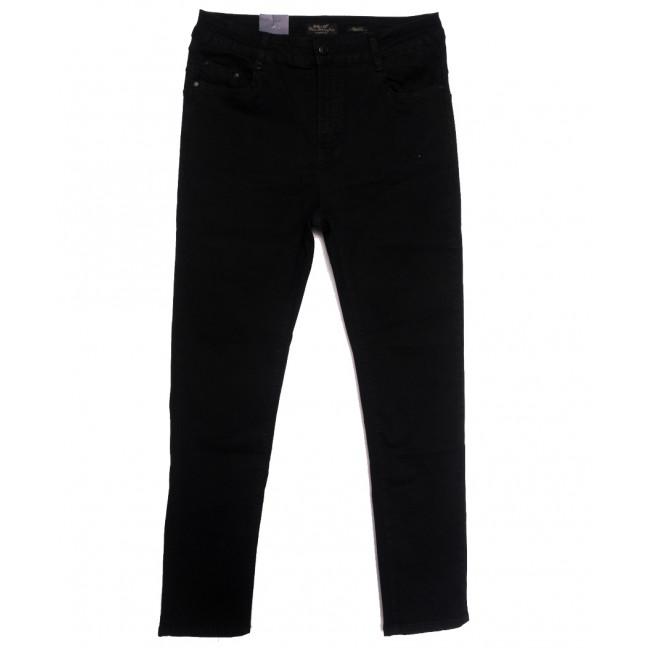 5399 Gallop джинсы женские полубатальные черные осенние стрейчевые (29-35, 6 ед.) Gallop: артикул 1114983