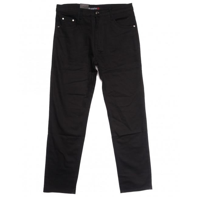 8819 (8819D) LS джинсы мужские батальные черные осенние стрейчевые (35-44, 7 ед.) LS: артикул 1114246