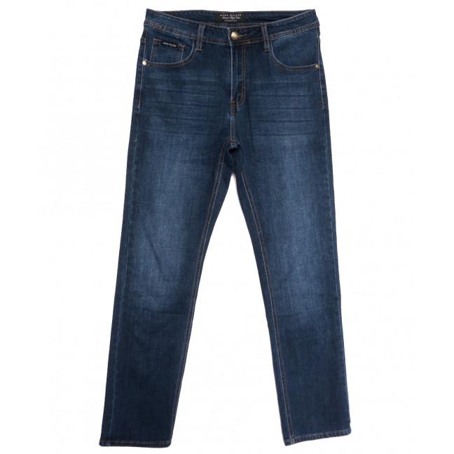 1063 Mark Walker джинсы мужские полубатальные синие осенние стрейчевые (32-42, 8 ед.) Mark Walker: артикул 1113646