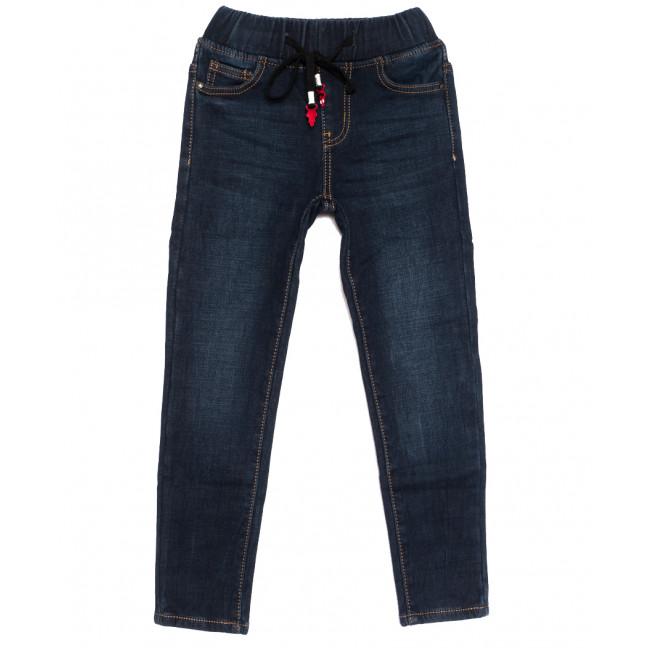 0601 Little Star джинсы на девочку на флисе синие зимние стрейчевые (20-25, 6 ед.) Little Star: артикул 1113838