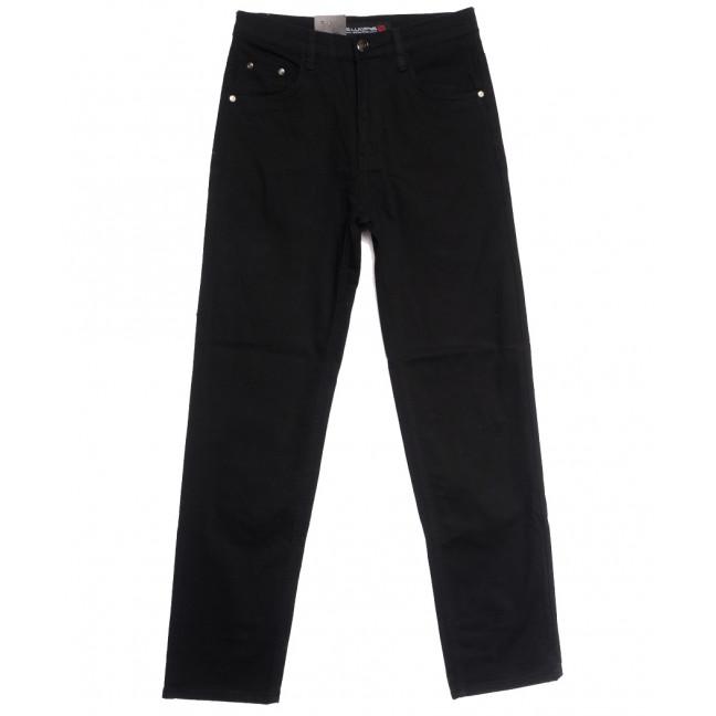 8814 LS джинсы мужские черные осенние стрейчевые (30-38, 8 ед.) LS: артикул 1114229