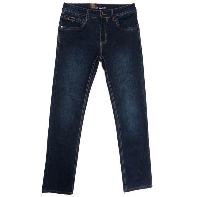 5098 (5098D) Vitions джинсы мужские полубатальные синие осенние стрейчевые (32-42, 8 ед.) Vitions: артикул 1113621