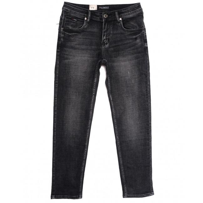 2141 Longli джинсы мужские серые осенние стрейчевые (30-38, 8 ед.) Longli: артикул 1114667