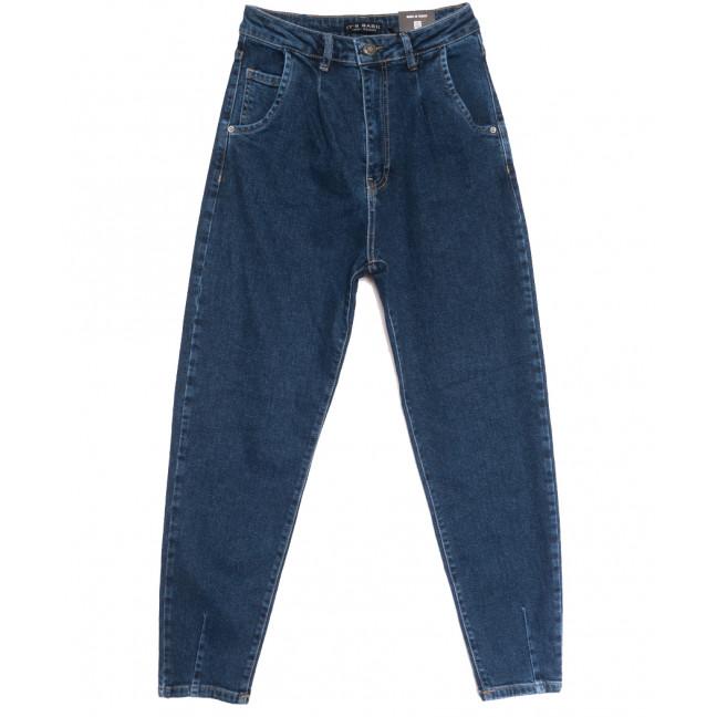 1757-1 Mavi Its Basic джинсы-баллон синие осенние стрейчевые (34-42,евро, 6 ед.) Its Basic: артикул 1114293