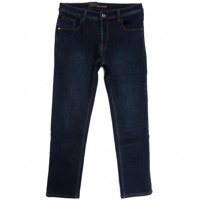 5121 (5121D) Vitions джинсы мужские батальные на флисе синие зимние стрейчевые (34-42, 8 ед.) Vitions: артикул 1114580