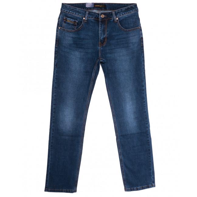 1250 Ramins джинсы мужские полубатальные синие осенние стрейчевые (32-38, 8 ед.) Ramins: артикул 1114559