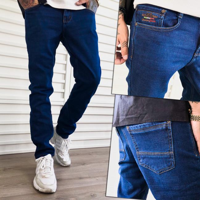 2107 Dsouaviet джинсы мужские на флисе зимние стрейчевые (29-38, 8 ед.) Dsouaviet: артикул 1114190